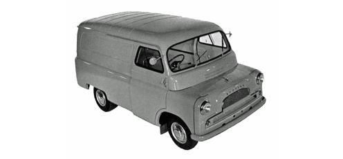 Bedford Van