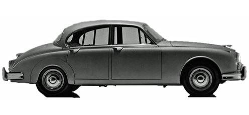 Jaguar MK I-V