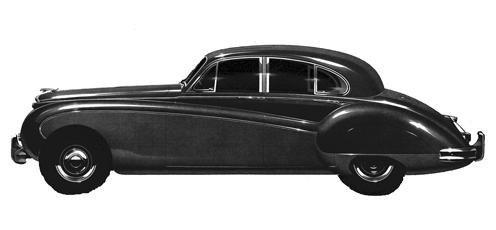 Jaguar MK VI-X