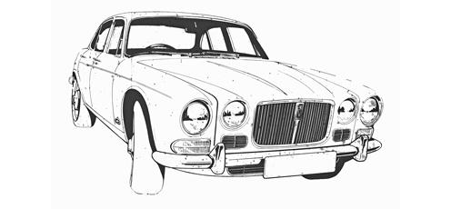 Jaguar XJ-XK