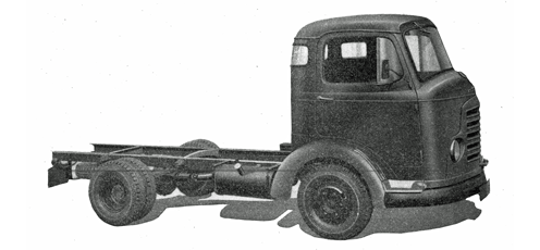 Karrier Commerical Cab