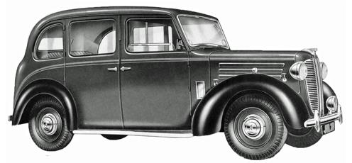 London Taxi Austin FX3