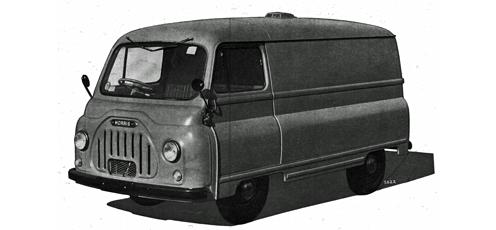 Morris Commercial Truck