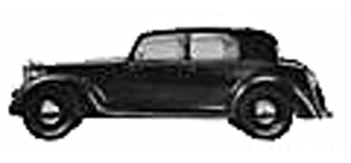 Rover P3