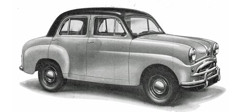 Triumph TR10