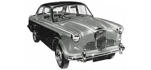Wolseley 1500
