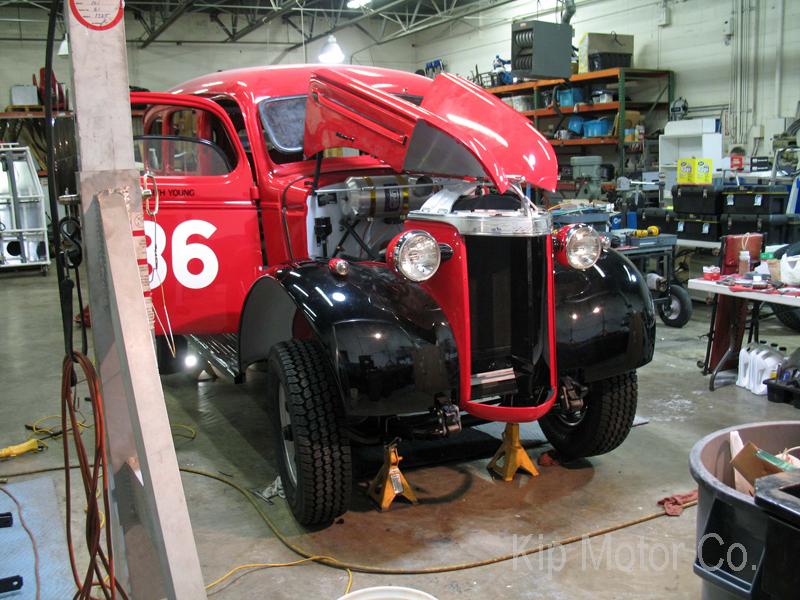 Restoration: 1940 Chevrolet Suburban
