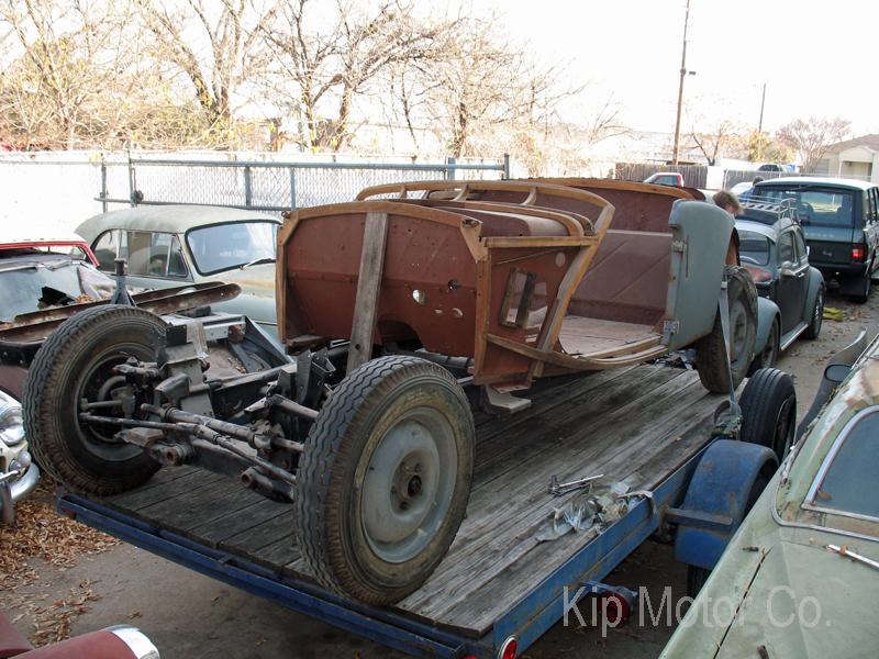 Restoration: 1948 Riley RMC Roadster