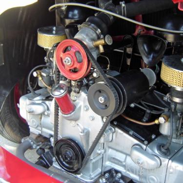 Jowett Jupiter Engine Rebuild