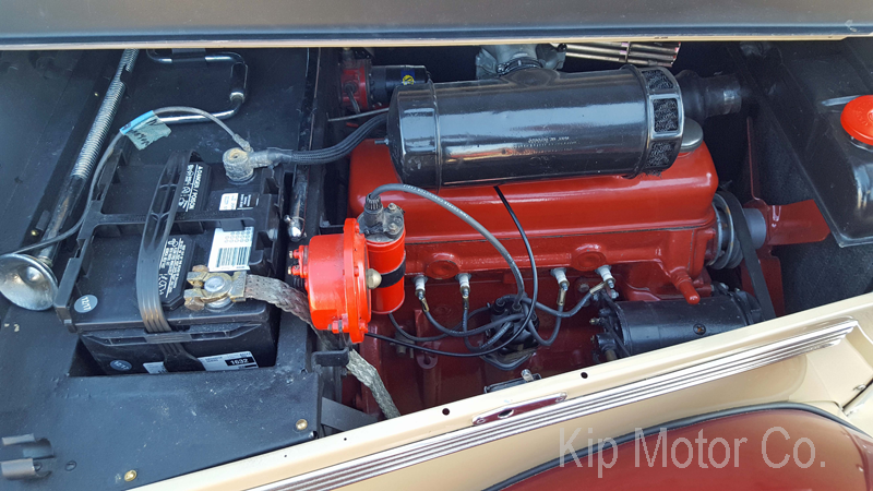 Service – Tune-Up: 1952 Singer 4AD