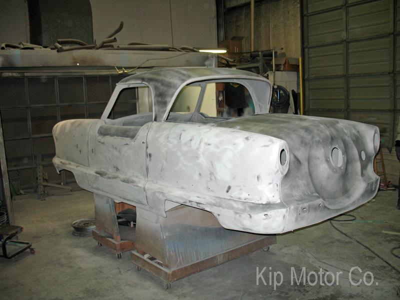 Restoration: 1957 Metropolitan