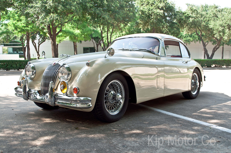 Restoration: 1958 Jaguar XK150