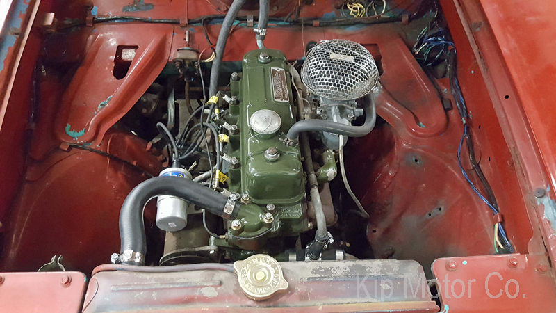 Service – Tune-Up: 1959 Metropolitan HT