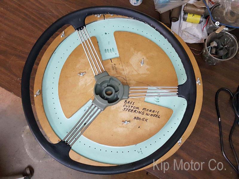 Restoration: 1960 Morris Minor Traveler