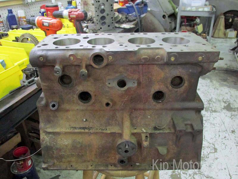 Restoration: 1964 Austin FX4 Taxi