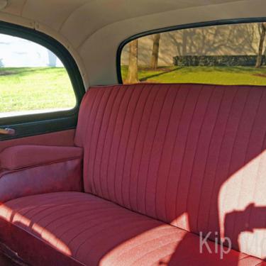 London Taxi FX4 Custom Interior