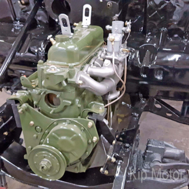 FX4 Petrol Engine Rebuild