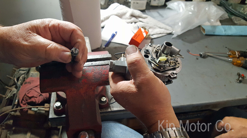 Service – Tune-Up: 1968 Morgan S.5