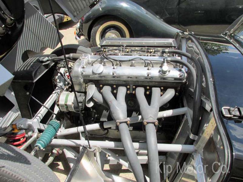 Service – Tune-Up: Jaguar C-Type