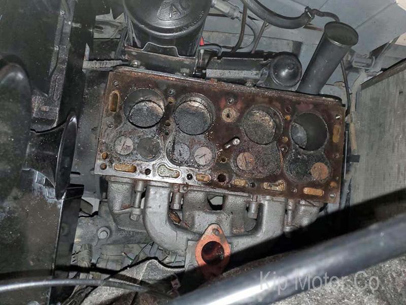 Service – Rebuilding Services: 1947 Sunbeam Talbot 10 Engine Rebuild