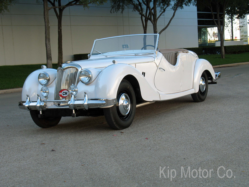 Restoration: 1948 Riley RMC Roadster