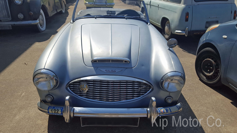 Service – Tune-Up: 1957 Austin-Healey 100/6