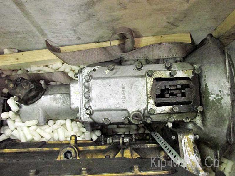 Service – Rebuilding Services: 1966 Austin FX4D Taxi Engine Rebuild