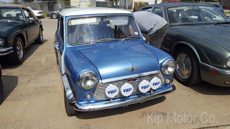 Service – Return to Service: 1979 Austin Mini