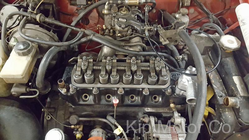 Service – Rebuilding Services: 1991 Mini Cooper