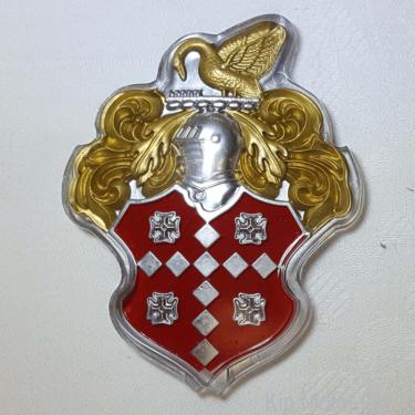 Packard Caribbean Front Grille Emblem