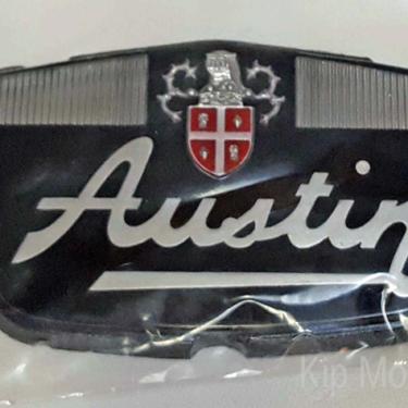 Austin Grille Badge Emblem