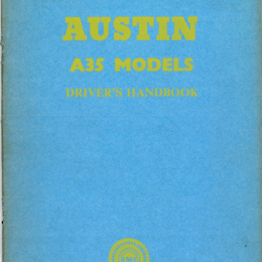 Austin+A30-35+Books+and+Manuals