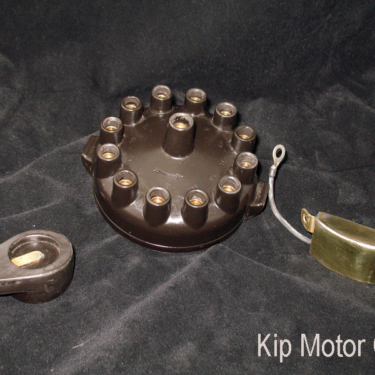 Distributor Cap & Rotor for Packard 1A