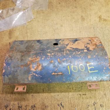 glovebox door