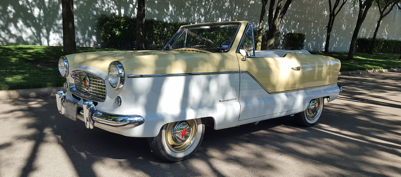 1960 Nash Metropolitan late model 561