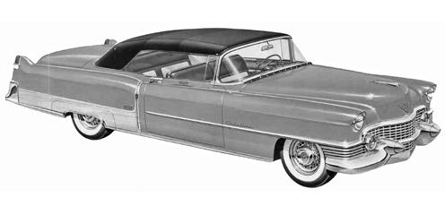 Cadillac El Dorado trim