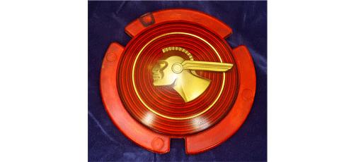 Radiator Grille Badge Pontiac Chieftain