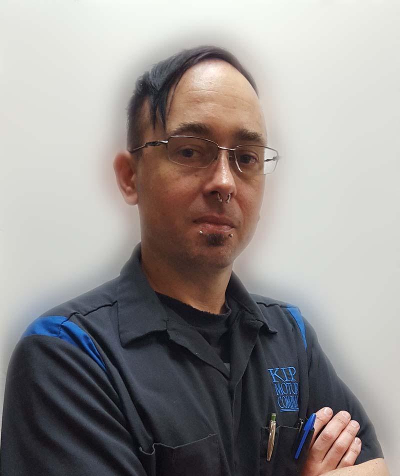 Brandon Foster - Senior Sales Representative