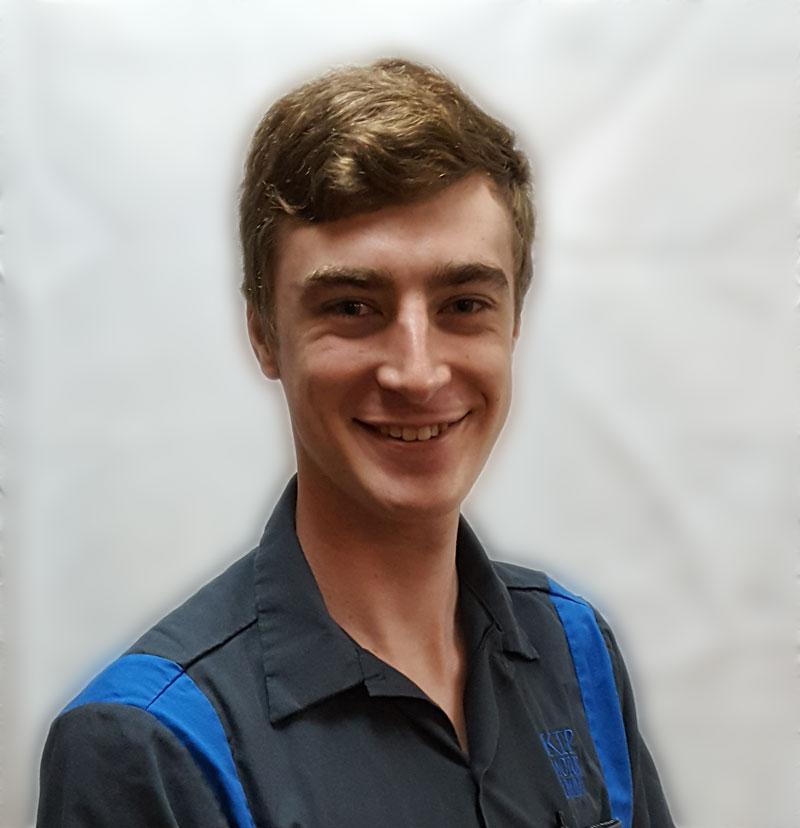 Curren Harris, Apprentice Carcheologist
