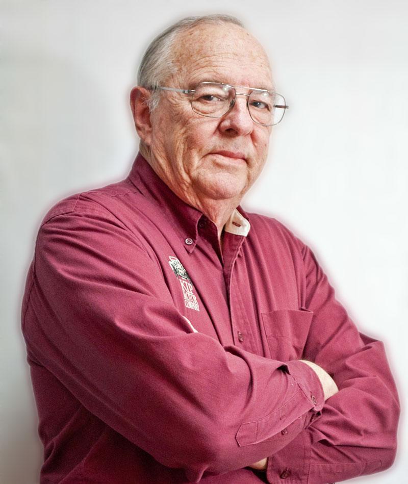David Spradling, Master Carchaeologist